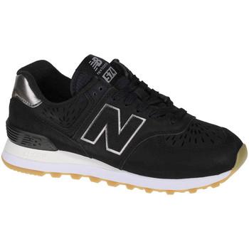 Schoenen Dames Lage sneakers New Balance WL574SCP Noir