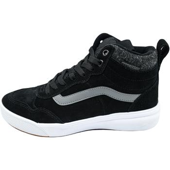Schoenen Dames Hoge sneakers Vans Range Exp Hi guard Zwart