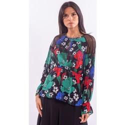 Textiel Dames Tops / Blousjes Fracomina FQ21WT1014O422N4 Kleurloos