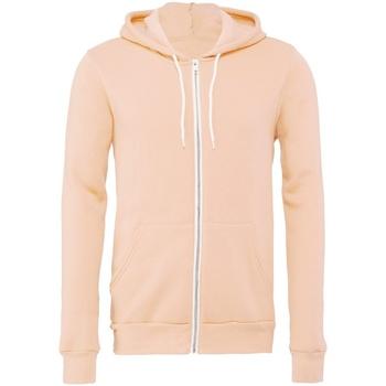 Textiel Sweaters / Sweatshirts Bella + Canvas BE106 Perzik