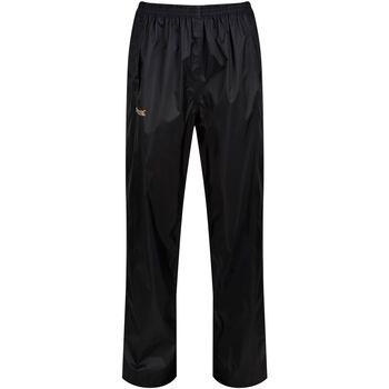 Textiel Dames Broeken / Pantalons Regatta  Zwart