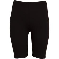Textiel Dames Korte broeken / Bermuda's Brave Soul  Zwart