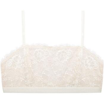 Ondergoed Dames Strapless/Verwijderbare bandjes Underprotection RR1026 WHE Wit