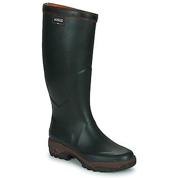 Schoenen Heren Regenlaarzen Aigle PARCOURS 2 Groen