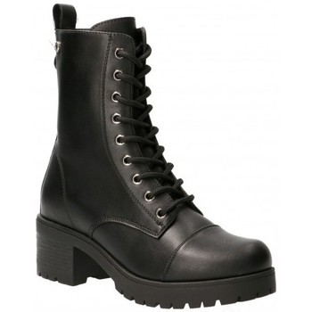 Schoenen Dames Laarzen Etika 56138 zwart