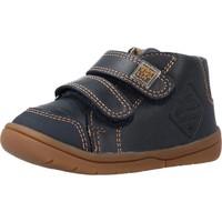Schoenen Jongens Laarzen Garvalin 211600 Blauw