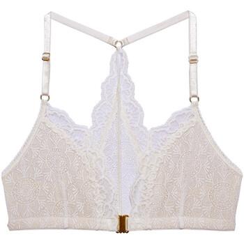 Ondergoed Dames Bralettes/zonder beugel Underprotection SS2041 CRE Beige
