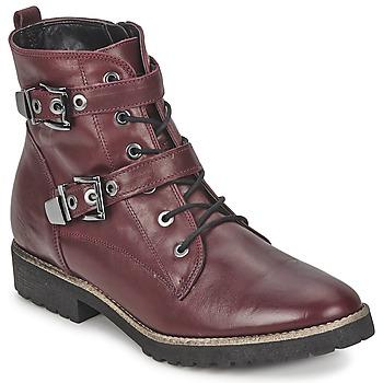 Schoenen Dames Laarzen Carvela SIMMY Bordeau