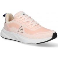 Schoenen Dames Lage sneakers Etika 55409 roze