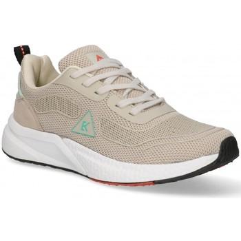 Schoenen Dames Lage sneakers Etika 55400 Bruin