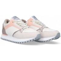 Schoenen Dames Lage sneakers Etika 55394 Bruin