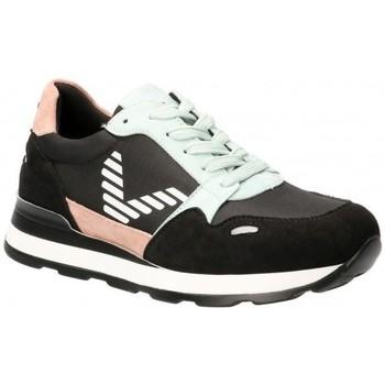 Schoenen Dames Lage sneakers Etika 56159 zwart