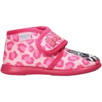 Schoenen Kinderen Sloffen Grunland PA0667 Roze