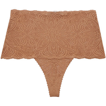 Ondergoed Dames Tanga Underprotection RR1037 CLY Bruin