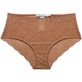 Ondergoed Dames Slips Underprotection HD2032 CLY Bruin