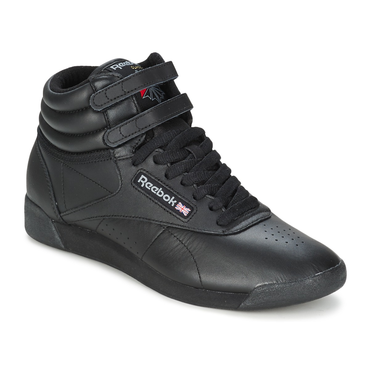 Schoenen Dames Hoge sneakers Reebok Classic FREESTYLE HI Zwart