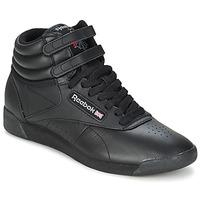 Schoenen Hoge sneakers Reebok Classic FREESTYLE HI Zwart