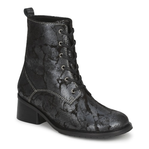 Schoenen Dames Laarzen Tiggers ROMA Zwart