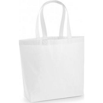 Tassen Tote tassen / Boodschappentassen Westford Mill W225 Wit
