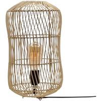 Wonen Tafellampen Signes Grimalt Lamp Bovenop Beige