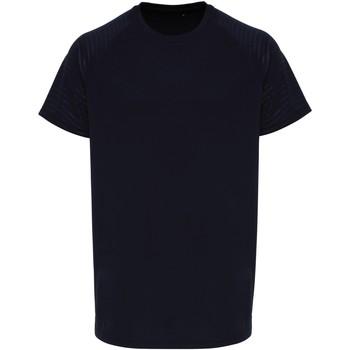 Textiel Heren T-shirts korte mouwen Tridri TR014 Franse marine