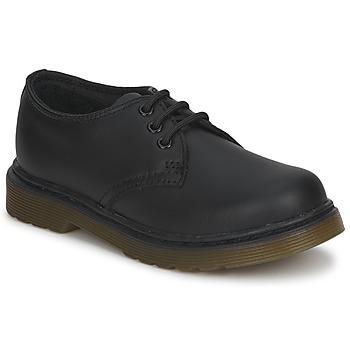 Schoenen Kinderen Derby Dr Martens Dm J Shoe Zwart