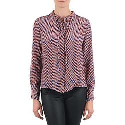 Textiel Dames Overhemden Antik Batik DONAHUE Multi