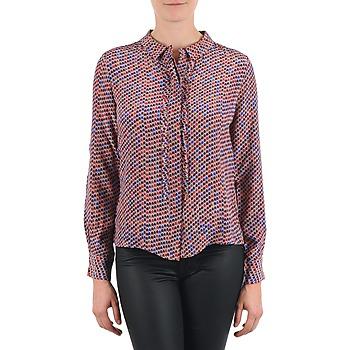 Textiel Dames Overhemden Antik Batik DONAHUE Multicolour