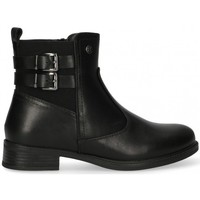 Schoenen Dames Enkellaarzen Etika 55095 zwart