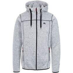 Textiel Heren Sweaters / Sweatshirts Trespass  Spook Grijs Mergel