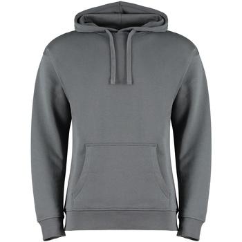 Textiel Sweaters / Sweatshirts Kustom Kit KK333 Donkergrijs
