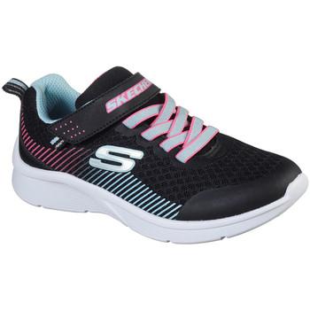 Schoenen Kinderen Lage sneakers Skechers 302016L Zwart