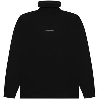 Textiel Heren Truien Calvin Klein Jeans J30J318612 Zwart