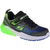 Schoenen Jongens Lage sneakers Skechers Thermoflux 2.0 Magnoid Bleu marine