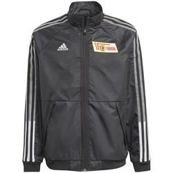 Textiel Jongens Trainings jassen adidas Originals  Zwart