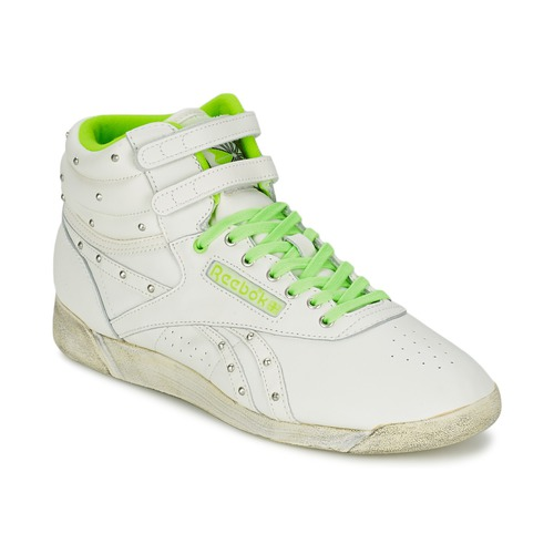 Schoenen Dames Hoge sneakers Reebok Sport F/S HI Wit