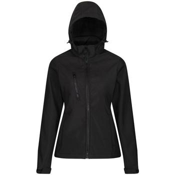 Textiel Dames Wind jackets Regatta RG636 Zwart