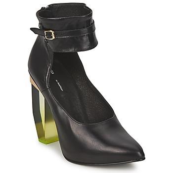 Schoenen Dames pumps Miista CRISTAL Zwart