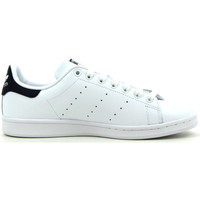 Schoenen Lage sneakers adidas Originals Stan Smith Blanc