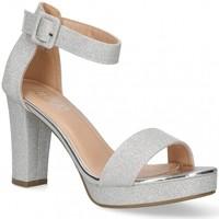 Schoenen Dames Sandalen / Open schoenen Etika 58928 Zilver