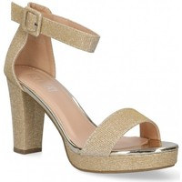 Schoenen Dames Sandalen / Open schoenen Etika 58929 goud