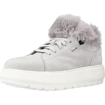 Schoenen Dames Snowboots Geox D KAULA B ABX Grijs