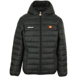 Textiel Jongens Dons gevoerde jassen Ellesse Valentina Padded Jacket Kids Zwart