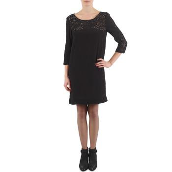 Textiel Dames Korte jurken Stella Forest ZRO045 Zwart