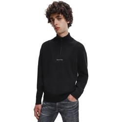Textiel Heren Truien Calvin Klein Jeans J30J318611 Zwart