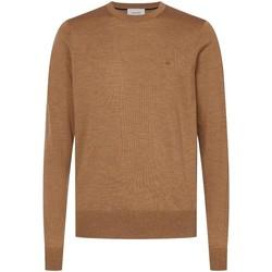 Textiel Heren Truien Calvin Klein Jeans K10K102727 Bruin