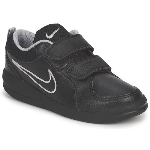 Schoenen Kinderen Lage sneakers Nike PICO 4 PSV Zwart / Grijs