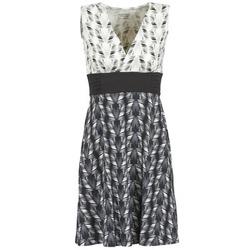 Textiel Dames Korte jurken Patagonia MARGOT Zwart / Wit