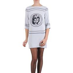 Textiel Dames Korte jurken Brigitte Bardot BB43121 Grijs