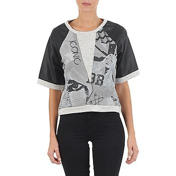 Textiel Dames Sweaters / Sweatshirts Brigitte Bardot BB43025 Grijs